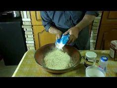 Πως να φτιάξεις σπιτικό ψωμί (εύκολη συνταγή) - YouTube Sweet And Salty, Guacamole, Ethnic Recipes, Youtube, Food, Meals, Yemek, Youtubers, Youtube Movies