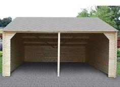 10 Idees De Garage Abri Voiture Carport Bois Abris Voiture Bois
