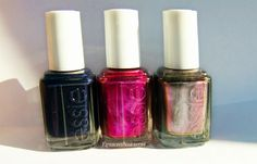 Essie Fall 2013 Collection Review and Swatches