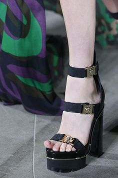Versace Shoes 2016