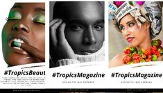 The Tropics News Bulletin – What's Trending Online? News Bulletin, Lifestyle Trends, What's Trending, Health Advice, Tropical, Magazine, Beauty, Magazines, Beauty Illustration