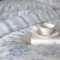 Florence Bed Linen by The French Bedroom Company
