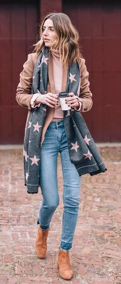 40 Perfect Winter Outfits To Wear Now -  winteroutfits  winterstyle   winterfashion  outfits 5ac8c9ce28d