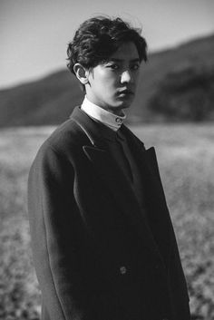 EXO Pathcode teaser photos - Chanyeol ....but who put that awful coat on him is the question.