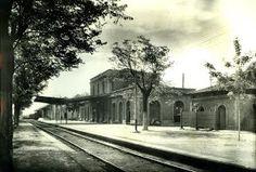 Estación de Alcañiz, Teruel