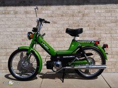 Moped Motor, Puch Moped, Bsa Bantam, Vintage Moped, E Scooter, Engine Rebuild, 50cc, Restoration, Bike