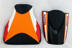 Mad Hornets - Seats -Repsol Racing Front & Rear Combo set for Honda CBR 600 RR (2007-2014)