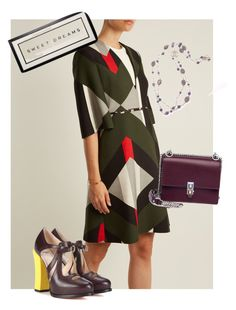 """""""dress"""" by masayuki4499 ❤ liked on Polyvore featuring Fendi and Chanel"""