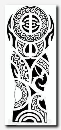 15 Best Half Sleeve Tribal Tattoo Design Images Half Sleeve Tribal