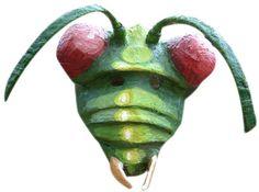 Mask, Praying Mantis