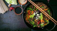11 rychlých nudlových receptů v asijském stylu Foto: