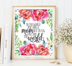 Hey, I found this really awesome Etsy listing at https://www.etsy.com/listing/279222240/mothers-day-gift-print-wall-art-decor