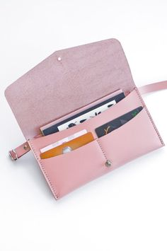 Belt bag leather pink leather waist bag leather waist pack leather handmade b Waist Bag Outfits Bag Belt handmade Leather Pack Pink Waist Leather Bag Pattern, Leather Belt Bag, Leather Purses, Pink Leather, Handmade Leather Wallet, Leather Gifts, Cuir Rose, Belt Pouch, Belt Bags