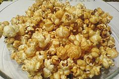 Honig - Karamell - Popcorn (Rezept mit Bild) von nayla | Chefkoch.de