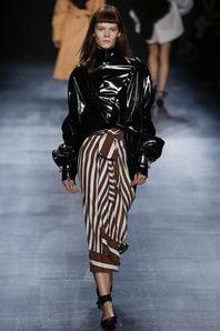 Tome Fall 2016 Ready-to-Wear Fashion Show - Irina Kravchenko Fall 2016 Trends, Women's Trends, Nyc Fall, Vogue Paris, Fashion Details, Catwalk, Plus Size Fashion, Fashion Show, Fashion 2016