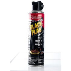 Flag 10.5-Ounce Ant/Roach/Spider with Jet Tube