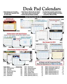 Know Tru Art for Desk Pad Calendars!