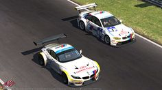 BMW AG Line Up official license for Assetto Corsa racing game