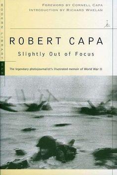 Robert Capa - my idol