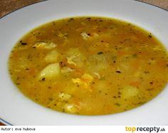 Zemiaková polievka /Bramborová polévka