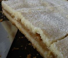 Babkin jablkový koláč (fotorecept) - obrázok 6 Vanilla Cake, Sweet Recipes, Food And Drink, Ice Cream, Cooking, Coffee, Baking, No Churn Ice Cream, Cucina