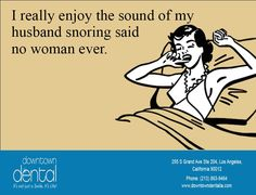 Have you ever been kept awake by the sound of someone snoring? Visit http://www.downtowndentalla.com/sleep-apnea/ to learn about the symptoms and risks of obstructive sleep apnea. #sleepapnea #snoring