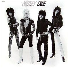 motley crue | Motley Crue: Too Fast For Love Nikki Sixx Vince Neil Mick Mars Tommy Lee