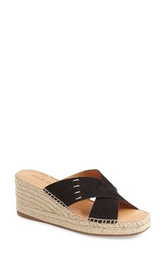 1874a0442066d5 Kelsi Dagger Brooklyn  Irma  Slide Wedge Sandal (Women) available at   Nordstrom