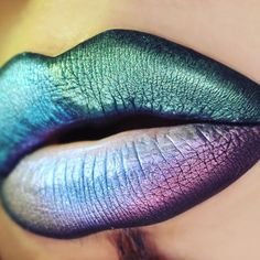 When patted or brushed atop other lipsticks, shadows, or liners, the shades from the Kat Von D Alchemist Palette kind of come to life in delightfully unexpected ways.