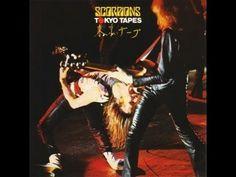 Scorpions - Tokyo Tapes Live  (Full Album)