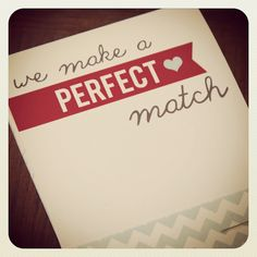 Matchbook Valentine {with free printable templates}.