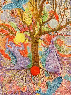 Дерево – hrustall