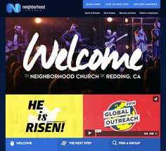 Neighborhood Church is helping people find and follow God.