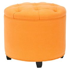 I pinned this Evelyn Tufted Ottoman from the Safavieh Furniture event at Joss and Main!