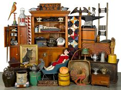 Decorative Arts Group Shot of things available at auction on Bidsquare