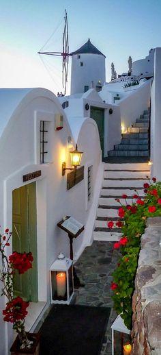 Oia, Santorini, Greece. Algún día estaré aquí..