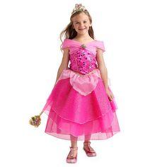 c1ac258bd Aurora Costume for Kids - Sleeping Beauty. Princess Aurora CostumePrincess  CostumesGirl ...