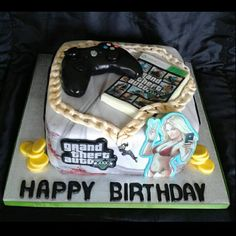 1000 Images About Gta 5 Cakes On Pinterest Gta 5 Grand