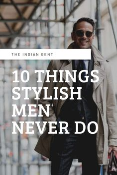 There always some style mistakes by men which are never acceptable and never will be. So here is the list we have prepared for you to avoid these blunders. Mens Casual Dress Outfits, Men Dress, Men's Outfits, Types Of Jackets, Jacket Types, Stylish Men, Men Casual, How To Look Expensive, Man Dressing Style