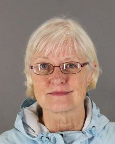 Marilyn Jean Hartman, 62, arrested repeatedly for attempting to board flights from SFO to Hawaii. Photo credit: SMCO.
