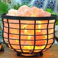 Salt Crystal Lamps Dangerous : Himalayan salt, Google and Love on Pinterest