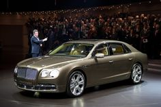 2014 Bentley Flying Spur debuts at 2013 Geneva Motor Show