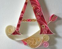 """Check out this @Behance project: """"paper+ typography"""" https://www.behance.net/gallery/858836/paper-typography"""