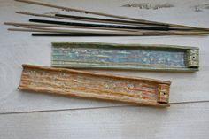 infinite flow incense burner