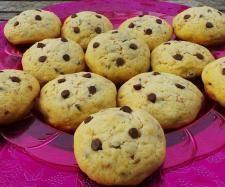 Recette Cookies aux pépites de Chocolat par Luce-34 - recette de la catégorie Pâtisseries sucrées