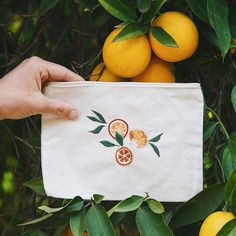 What better way to customize a pouch bag than with orange embroidery 🍊 By @tangleandpoke For more embroidery inspiration, visit DMC.com to see our 1000+ FREE patterns. Dmc Embroidery Floss, Embroidery Designs, Pattern Design, Free Pattern, Flamingo Pattern, Stationery Design, Pouch Bag, I Need You, Color Card