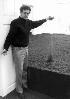 'Earth Room' Walter de Maria obituary