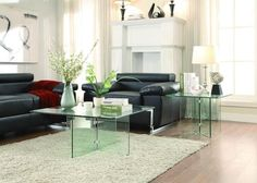 Homelegance 17809 Alouette Collection Color Clear Glass