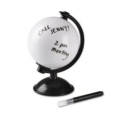 Amazon.com: Umbra Memosphere Dry-Erase Desktop Globe: Home & Kitchen. $15.00