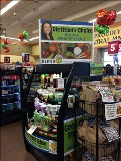 Coborn's is making it easy to choose healthy snacks with their end-of-checkout aisle refrigerated display cases. (Coborn's, St. Easy Vegetarian Lunch, Vegetarian Options, Healthy Sides, Healthy Choices, Different Types Of Vegetables, Marinated Pork Tenderloins, Snack Video, Keeping Healthy, Health Breakfast